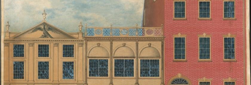 Immobiliare (The Shop and Warehouse of Duncan Phyfe, 168–172 Fulton Street, New York City – John Ruben Smith – Metropolitan Museum)